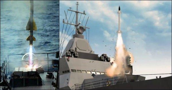 barak 8 missile new