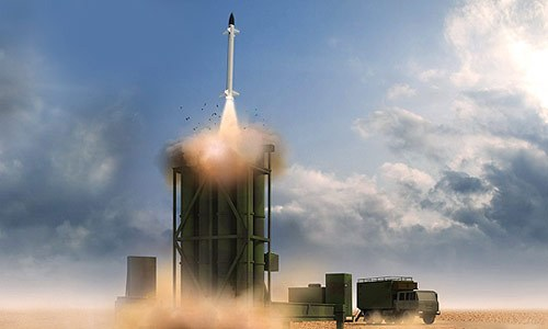 Army orders surface to air missile, making it the first tri-service weapon